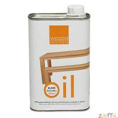 Woood Meubelolie en Onderhoudsolie  -  Materiaal:Olie voor eiken meubelen. Inhoud: 400ml. Los te bestellen om zelf te behandelen. Ook door ons te laten verzorgen in onze eigen Timmerfabriek
