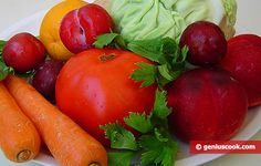 Fruit and Vegetables Protect Pregnant Women from Infections | Culinary News | Genius cook - Healthy Nutrition, Tasty Food, Simple Recipes