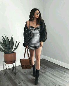 Edgy Outfits, Cute Casual Outfits, Fashion Outfits, Womens Fashion, Fashion Trends, Teen Fashion, Fashion Ideas, Fashion Inspiration, Cute Summer Outfits
