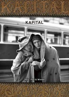 2012 FALL WINTER – KAPITAL CITY