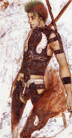 Knight of Wands - Lunatic Tarot