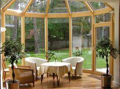 <h3> owalny kształt z dachem w kształcie spodka - ogrody zimowe, szklane ogrody - Wrocław, Aluprotech, województwo dolnośląskie </h3>