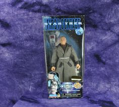 Vintage Star Trek First Contact Action Figure Playmates 1994 Captain Jean-Luc Picard 9 Inch In Century Civilian Outfit - Borg by winterparkcollect on Etsy Uss Enterprise D, Star Trek Action Figures, James T Kirk, Star Trek Captains, Price Sticker, First Contact, Gi Joe, Stargazing, 21st Century