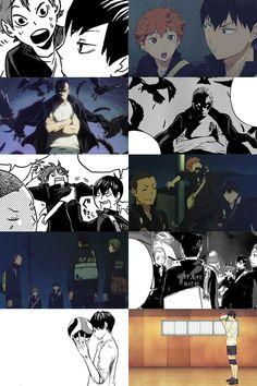 9. Manga vs Anime - haikyuu!!