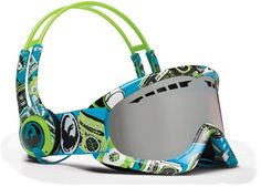 Just in time for summer, it's a post about ski goggles! Take a gander at these ridiculous looking headphones and matching ski goggles from Skull Candy. New Gadgets, Gadgets And Gizmos, Technology Gadgets, Cool Gadgets, Snowboard Goggles, Ski Goggles, Surf, Snowboarding Gear, Cool Tech