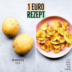 Fat-free microwave chips  You always want snacks – because I have something right … – Rezepte Healthy Diet Plans, Healthy Snacks, Healthy Recipes, Weight Loss Snacks, Nutrition Program, Calorie Diet, Cravings, Snack Recipes, Tapas