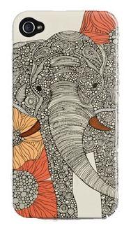 the elephant phone case. ahhhh