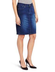 a615c45655 Levi's Women's 512 Skirt, Bluest Lagoon, 8 at Amazon Women's Clothing  store: RighteousnessModest FashionPromptDeterminationDenim ...