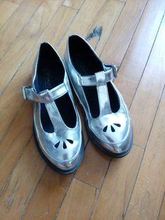 Babies geek shoes Topshop argent 37