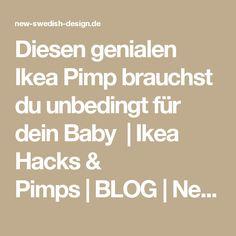 Diesen genialen Ikea Pimp brauchst du unbedingt für dein Baby  Ikea Hacks & Pimps BLOG  New Swedish Design