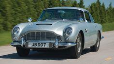 James Bond + Aston Martin DB5 + Top Gear A winning witty formula