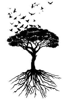tree of life tattoo arm