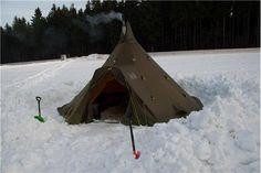 Helsport Varanger Camp 4-6 outer tent and pol