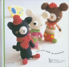 Amigurumi - Petit Boutique 151 - TODOAMIGURUMI - Picasa Web Albums
