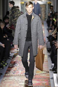 A.P.C. - Herringbone Wool-Tweed Coat   MR PORTER   Men's Outerwear ...
