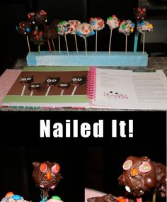 I don't see the problem. Cake=Chocolate+Candy=EDIBLE.