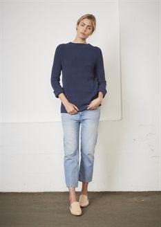Show details for Peyton Sweater  - Dark Blue