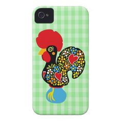 SWEET! This Product Qualifies For: 17.76% Off ALL Orders To Celebrate Independence Day!   Enter 4THOFJULYDAY   Ends Thursday   Details  Famous Rooster of Barcelos Nr 06 iPhone 4 Case
