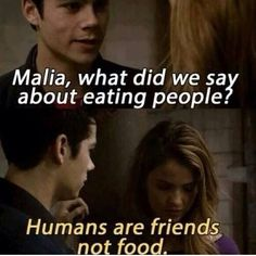 haha funny part :D teen wolf