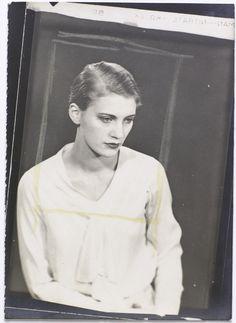 Lee Miller...  Man Ray c1930