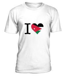 # I love Jordan .  Get this BEST-SELLING T-ShirtCHECK OUT OUR SHOP!Guaranteed safe and secure payment with:Best quality on the market, great selection of colors and styles!The Hashemite Kingdom of Jordan is a country in Western Asia. It borders on Israel, the located in the West Bank of the Palestinian Authority.(Monarchy, flag, Asia, Middle East, Islam, Amman, Petra, Red Sea, Syria, the West Bank)