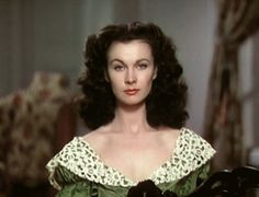 Vivien Leigh screen test GWTW