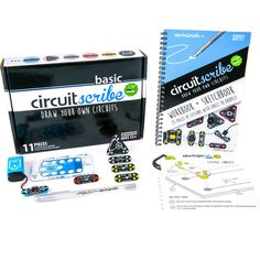 Basic Kit – Circuit Scribe Official Store: Teach Electronics by Drawing!