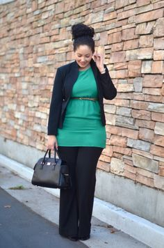Tanesha Awashti is one of my favorite plus size fashion bloggers- she's a got an impeccable taste! Check out her blog for great outfit ideas!