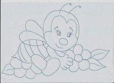 abelhas com flores