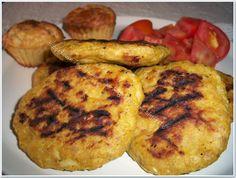 Κοτομπιφτέκια! Baked Potato, French Toast, Potatoes, Baking, Breakfast, Ethnic Recipes, Food, Morning Coffee, Potato