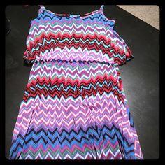 SaleVery pretty colorful dress Dress Dresses Mini
