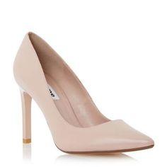 DUNE LADIES ALWEN - Pointed Toe High Heel Court Shoe - blush | Dune Shoes Online