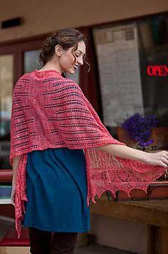 Ravelry: Rose Lace Stole pattern by Susanna IC
