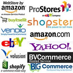 Best Web Stores, E-commerce Storefronts For Selling Online