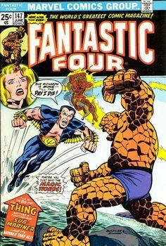Fantastic Four #147, The Sub-Mariner.