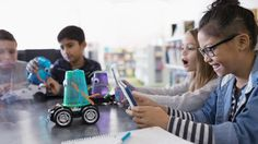 Description: From curiosity to confidence, encourage your kids to make a difference in the world with #Ford #STEAM Experience programs.