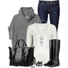 """Mesh Stitch Cowl Sweater"" by immacherry on Polyvore"