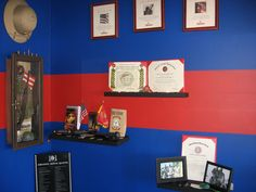 Usmc Man Cave Ideas : Real man cave marine trophy room ideas a place i can