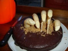 CCC Sheffield - Spooky Wooky Wooky Cakes for Halloween