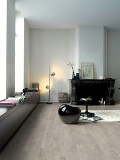 The grey oak flooring. Not too bad