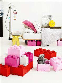 LEGO storage boxes   LEG Storage @ Chicos