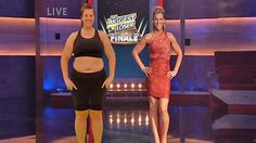 "Danni Allen from ""The Biggest Loser"", won Season 14 with 121 pounds lost!  She looked spectacular!"