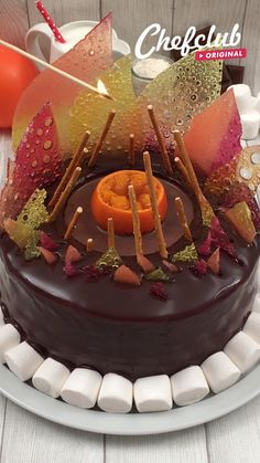 Easy Desserts, Dessert Recipes, Delicious Desserts, Cake Recipes, Yummy Food, Camping Desserts, Tasty Videos, Food Videos, Brownie Recipe Video