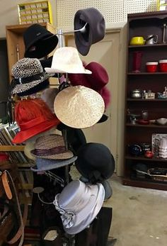Fabulous Vintage Hats