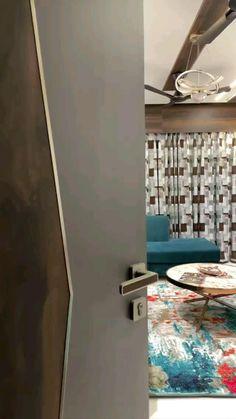 Living Room Partition Design, Ceiling Design Living Room, Decor Home Living Room, Room Door Design, Kitchen Room Design, Home Room Design, My Living Room, Small House Interior Design, Bungalow House Design