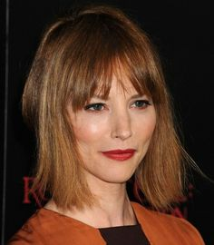 Sienna Guillory, Helen Of Troy, Jill Valentine, English Actresses, Hair Cuts, Luther, Model, Lips, Beautiful