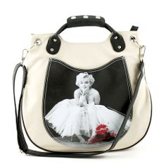 marilyn monroe purses   Wonder Molly: Marilyn Monroe Bags