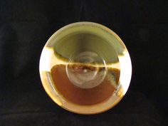 "Handy Clay Creations ""Event Horizon"" 20  oz Handmade Ceramic Bowl"