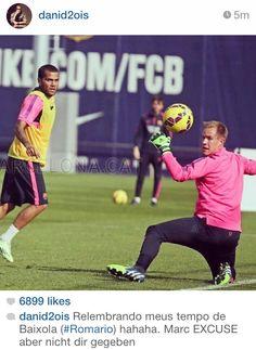 Germany Football Team, Dani Alves, Marc Andre, Fc Barcelona, Caption, Training, Instagram Posts, Sports, Hs Sports
