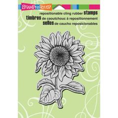 Stampendous Cling Rubber Stamp Sweet by SeptemberPlayground, $6.71
